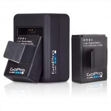 Gopro Dual Battery Charger for Hero3 and Hero3 Plus