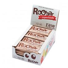 Roo´bar Raw Energy Bar Baobab And Ginger 30 G X 20