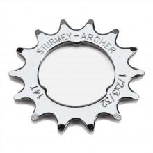 Brompton Set Cassette: 14d 3mm 3 Speed 3/32 Inches