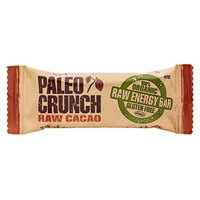 Paleo crunch Bar Raw Cacao 47 g x 12 Units
