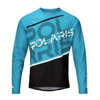 Polaris bikewear Am Defy Long Sleeve Jersey