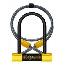 Onguard Bulldog Mini Dt 8015 90x140mm + Cable 120cm x 10mm