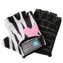 Crazy safety Zebra Gloves