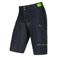 Gore bike wear Power Trail Pantalones Cortos