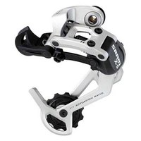 Sram X-5 9-speed Medium Cage Aluminum Silver
