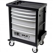 Var 6 Drawer Workshop Tool Cabinet