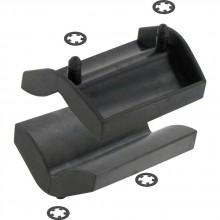 Var Set Of 2 Rubber Clamp Covers