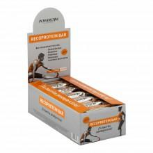 Powergym Recoprotein Bar Display Chocolate 35 gr x 24 Units