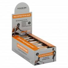 Powergym Recoprotein Bar Display Lemon 35 gr x 24 Units