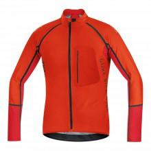 Gore bike wear Alp X Pro Windstopper Soft Shell Zip Off Jersey