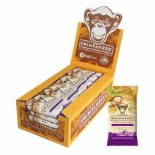Chimpanzee Energy Bar Crunchy Peanut 55 g Box 20 Units