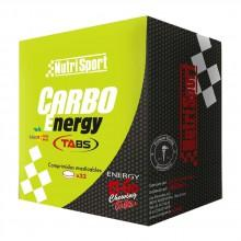 Nutrisport Carbo Energy Tabs 32 Unidades