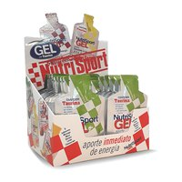 Nutrisport Gel Taurina Cycling 24 Units