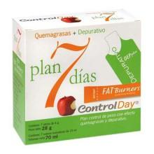 Nutrisport 7 Days Plan 7 Sticks And 7 Depurative Soluble