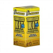 X-sauce Tubeless Kit Presta Valve 29 2 Wheels
