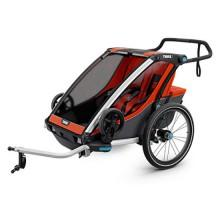Thule Chariot Cross 2 + Bike Kit