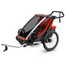 Thule Chariot Cross 1 + Cycle/Stroll Jogging Strollers