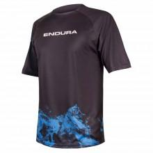 Endura Single Track Print Mountains