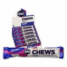 Gu Chews Blueberry Pomegranate Box 18 Units