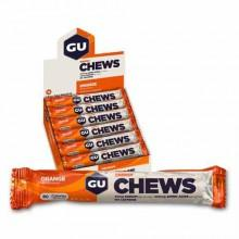 Gu Chews Orange Box 18 Units