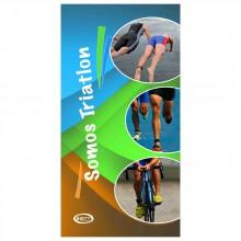 Stt sport CrazyTowel We Are Triathlon Compact