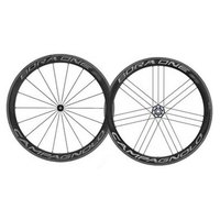 Campagnolo Bora One Dark 50 Tubular Pair