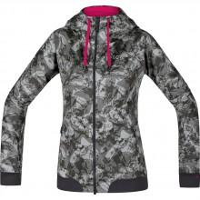 GORE® Wear C5 Windstopper Trail Camo Hooded Jacket