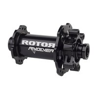 Rotor Rvolver Front Hub Disc IS TH12x100