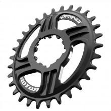 Rotor QDM For Sram Offset Bost