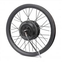 Bikefun Front Wheel With Engine