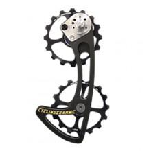 Cycling ceramic Oversized cage system for Sram
