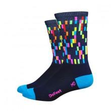 Defeet Aireator Pixel 6´´ Socks