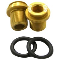 Msc Tiso Issis Bottom Bracket Bolt M15 14 2Units