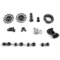 Msc Tiso Alu Bolt Kit For Campagnolo Record 10S