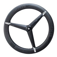 Pro 3-Spoke Wheel Tubular 3K Carbon /Aluminium Rim