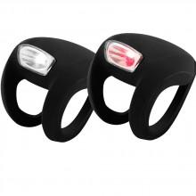 Knog Frog Stroble Lights Twinpack
