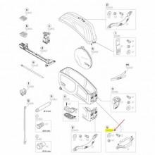 Thule Lateral Holder 52604 162 mm Round Trip Transition