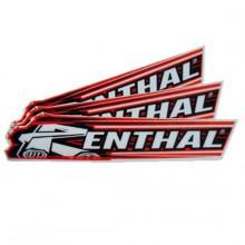 Renthal Cycle Sticker 100 mm