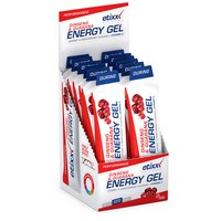 Etixx Ginseng&Guarana Energy Gel 12 Units