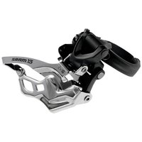 Sram X5 2x10 High Clamp 31.8/34.9 mm Front Derailleur