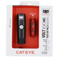 Cateye Kit Volt 100/Rapid Micro