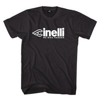 Cinelli We Bike Harder Short Sleeve T-Shirt