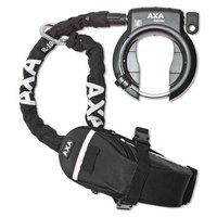 Axa Defender Frame RL 100 With Chain+Bag