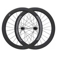 Black inc Sixty Ceramicspeed All-Road Shimano Paire