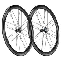Campagnolo Bora WTO 45 CL 2 Way Fit Dark Label Pair