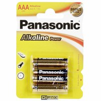 Panasonic Pack 4 LR-03 AAA