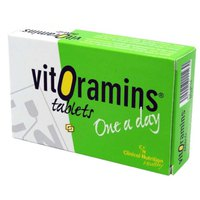 Nutrisport Vitoramins 36 Units Without Flavour