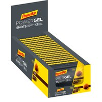 Powerbar PowerGel Shots Box 16 Units