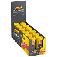 Powerbar Electrolytes Tablets Pinkgrapefruit Cafeina 12 Units