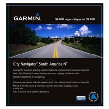 Garmin City Navigator south America NT